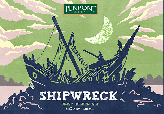 Shipwreck Coast Golden Ale (Local Delivery Only)
