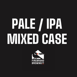 Pale / IPA Mixed Case