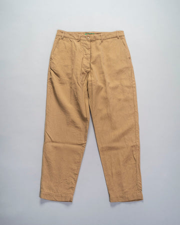 15FP104 casey casey women's women ah pant wool linen  navy might blue sand beige tan noodle stories