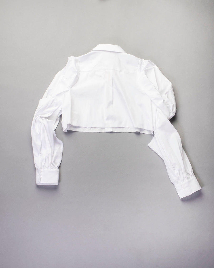 deconstructed shirt