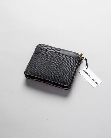 intersection zip around wallet