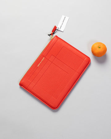 intersection zip top pouch