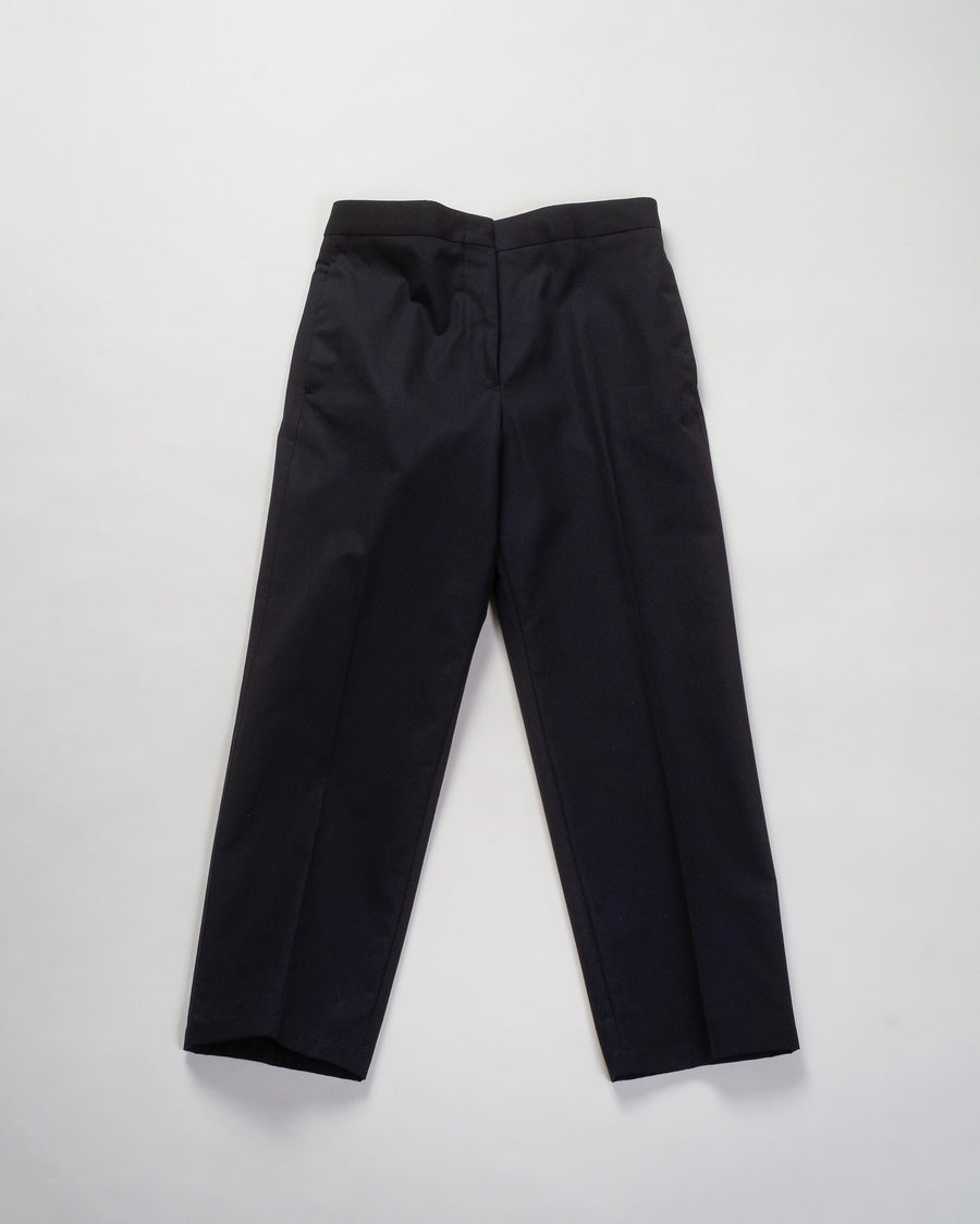 lang cropped pants