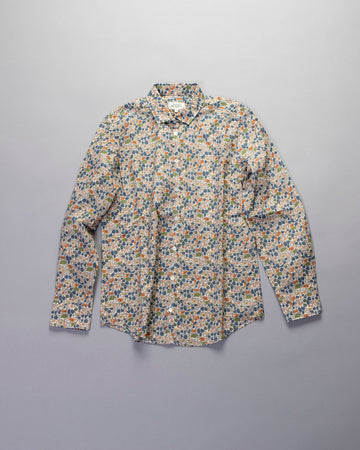 liberty print corazon shirt