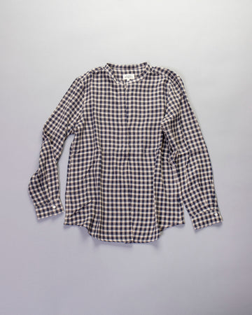 checked carta shirt