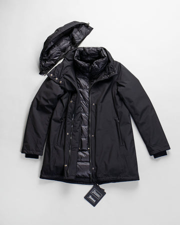 convertible waterproof coat