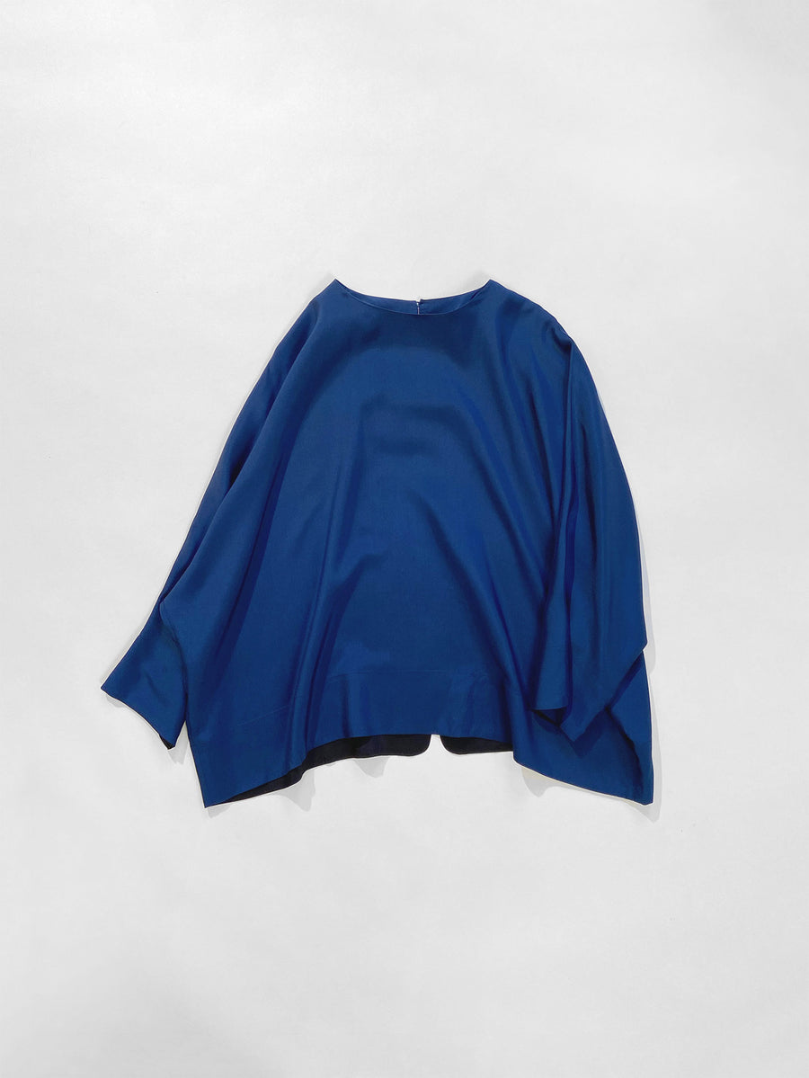 silk dolman top