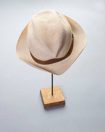 abaca boxed hat