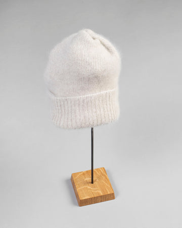 pleats knit cap