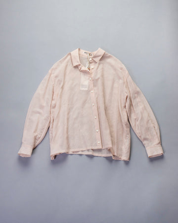 embroidered rain shirt