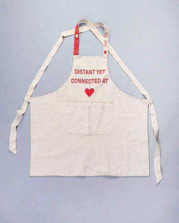 connected at heart apron
