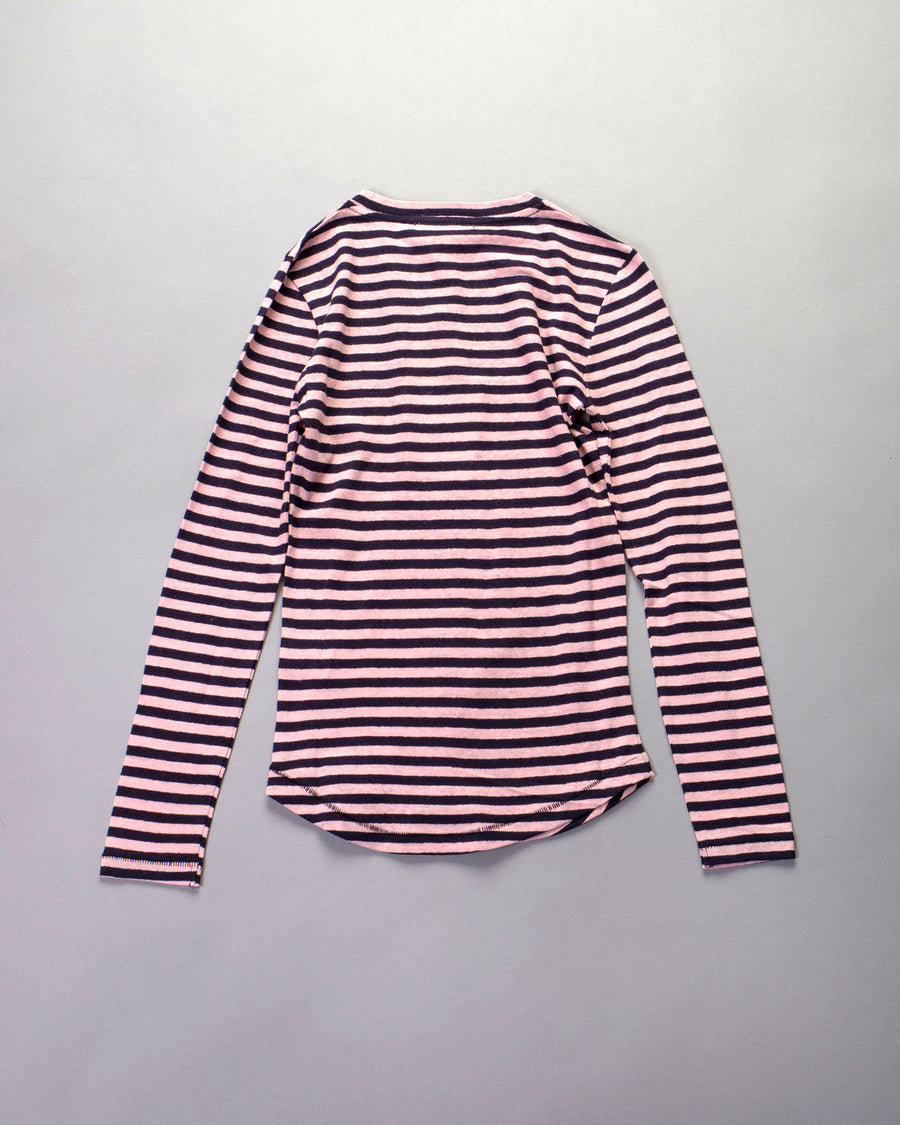 charlotte striped tee