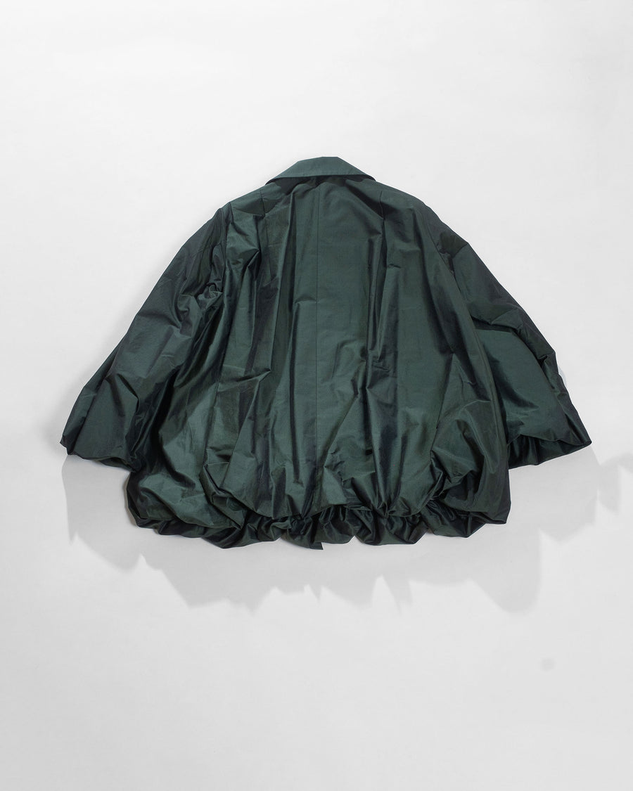 gathered jacket