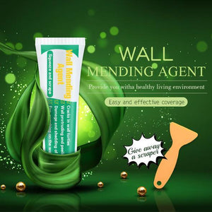 Wall Mending Agent (Gift Giving Now: Scraper) - Valid mould proof Wall Mending Agent Wall Repair Cream Wall Crack Nail Repair quick-drying patch restore - 5econds.co
