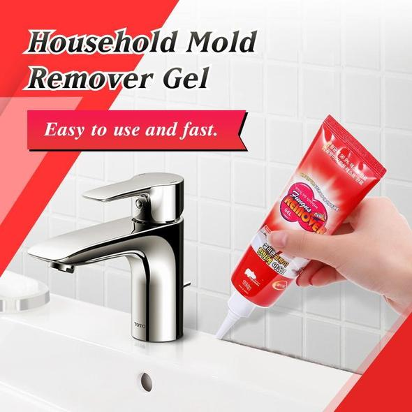 Household Mold Remover Gel (Special Promotion-50% OFF) - Chemical Miracle Deep Down Wall Mold Mildew Cleaner Caulk - 5econds.co