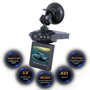 ALL-PURPOSE DRIVING RECORDER ( 1 Set ) - Car DVR VGA driving recorder dashcam Camera 270 Degree radar mirror 1080P cámara para auto Full HD Night version driving camera - 5econds.co