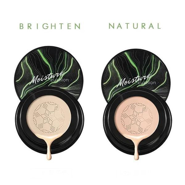 Mushroom Head Air Cushion CC Cream - Moisturizing Foundation Air-permeable Makeup