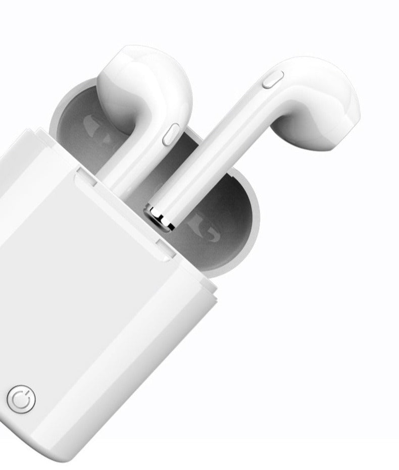 LIMITED SALES 🔥 - Wireless Bluetooth Earphones Mini Headset With Mic & Charging Box For iOS/Android TWS Earbuds - 5econds.co
