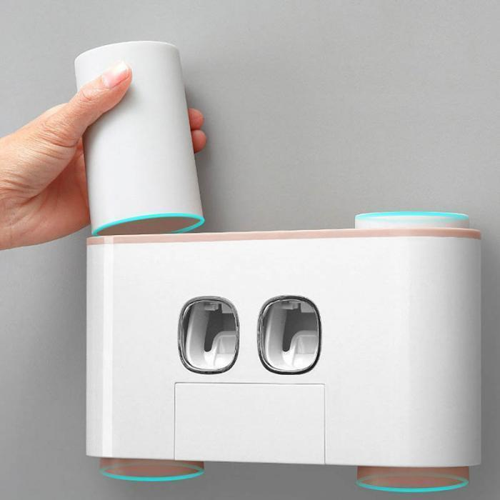 TOOTHPASTE DISPENSER - 5econds.co