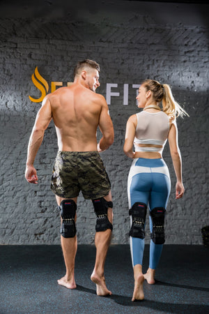 POWER LEG® Kneepad - Premium Knee Joint Support Technology from South Korea - 5econds.co