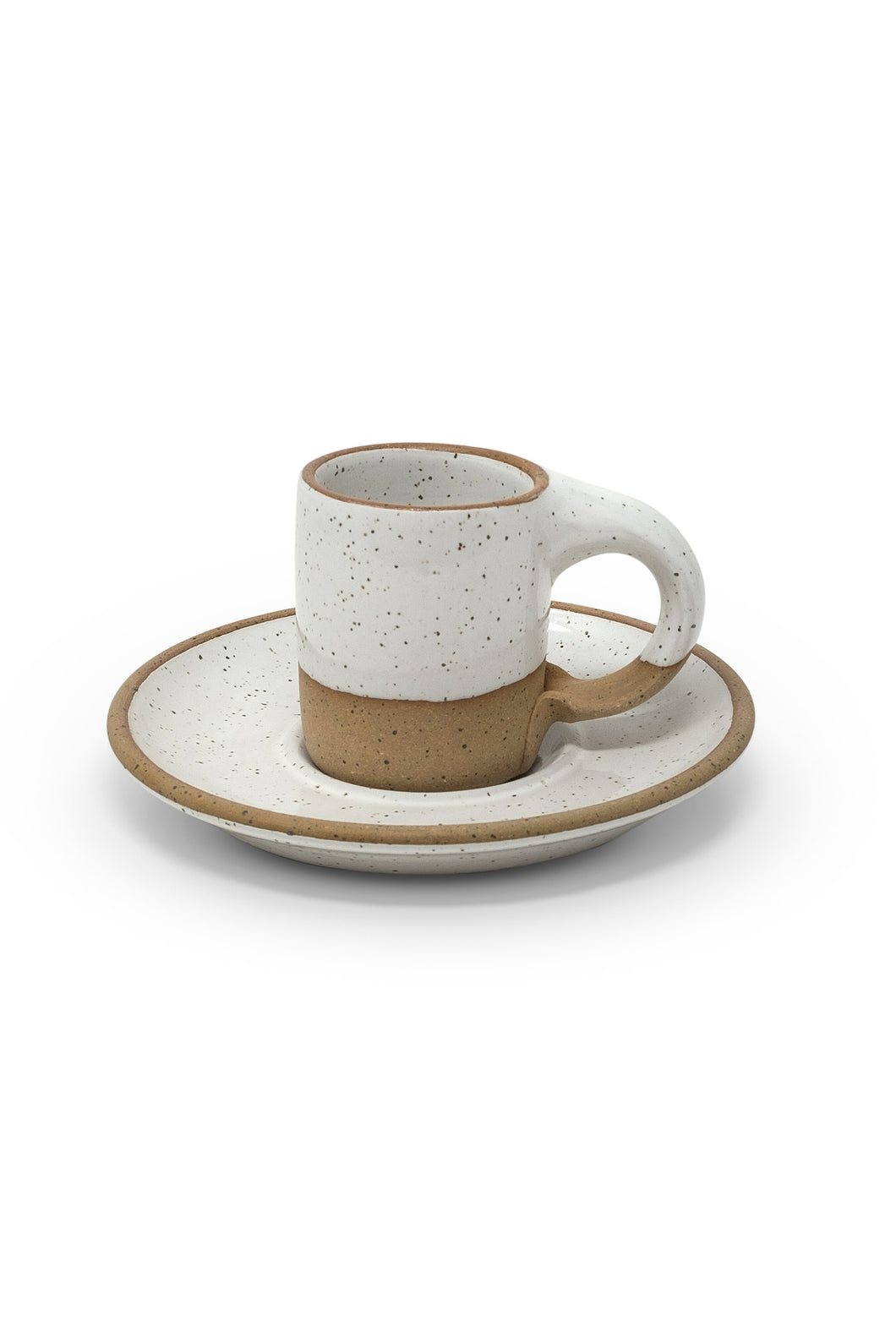 Espresso and Saucer