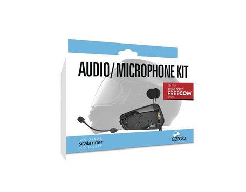 Cardo Freecom Audio/Mic Kit
