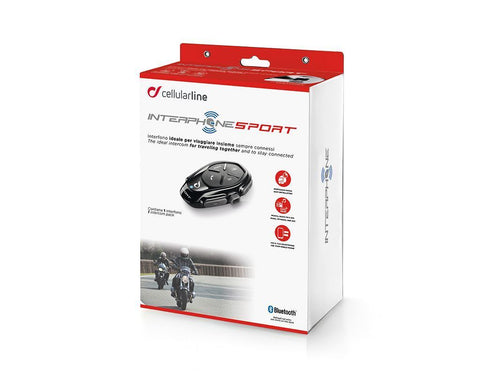 Interphone Sport Bluetooth Communication Headset
