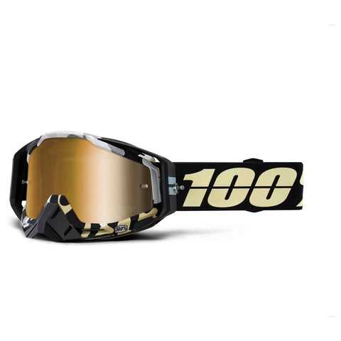 100% Racecraft Ergoflash Goggles