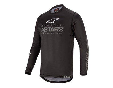 Alpinestars Racer Graphite Jersey - Black/Grey