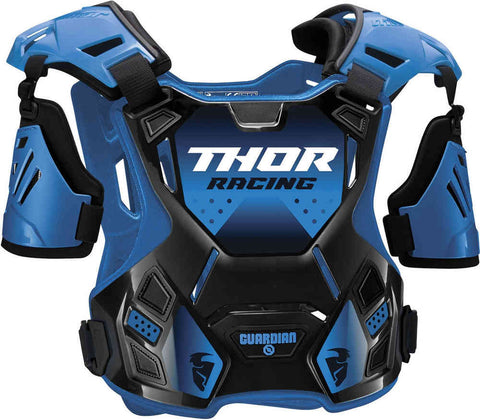Thor Guardian Youth Chest Protector 2020 - Black/Blue