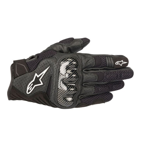Alpinestars SMX-1 Air v2 Carbon Gloves BLK