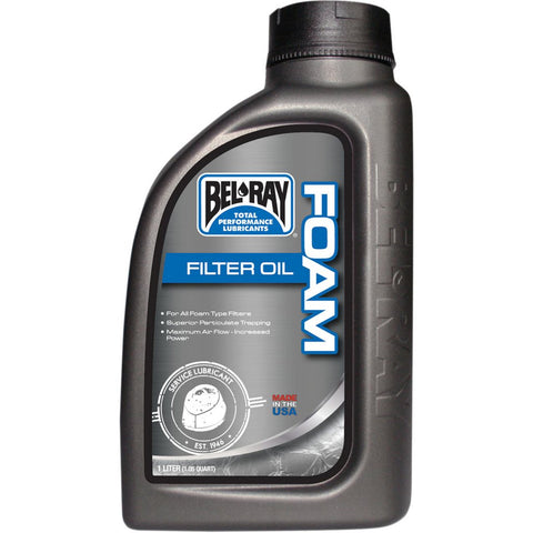 Bel Ray Foam Air Filter Oil