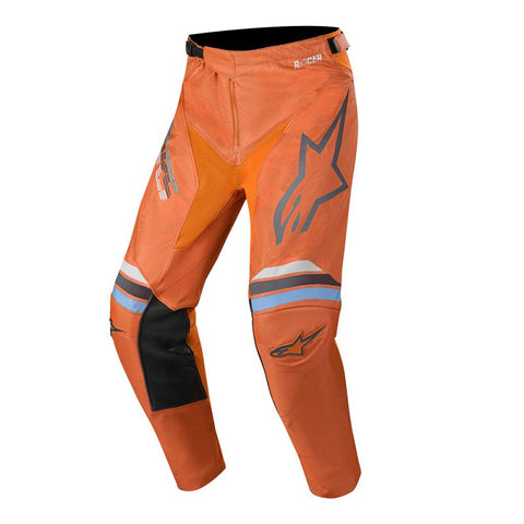 Alpinestars Racer Braap 20 MX Pants - Grey/Orange