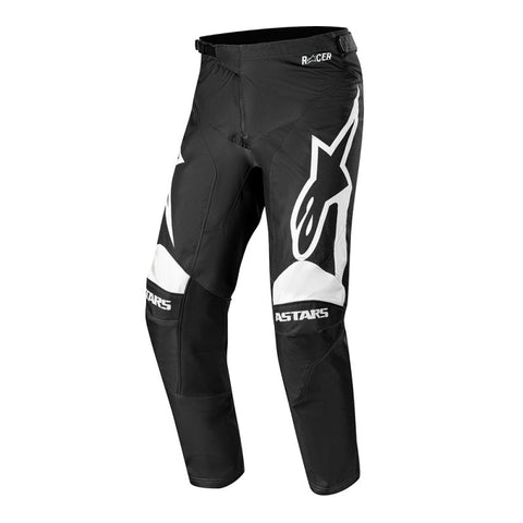 Alpinestars Racer Supermatic 20 MX Pants BLK/WHT