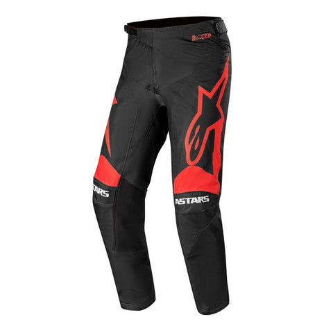 Alpinestars Racer Supermatic 20 MX Pants BLK/RED
