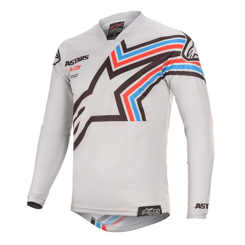Alpinestars Racer Braap 20 Jersey - Grey/Black