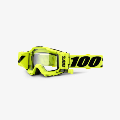 100% Accuri Forcast Goggles - Fluo Yellow