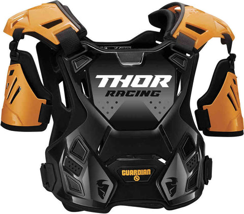 Thor Guardian Youth Chest Protector 2020 - Black/Orange