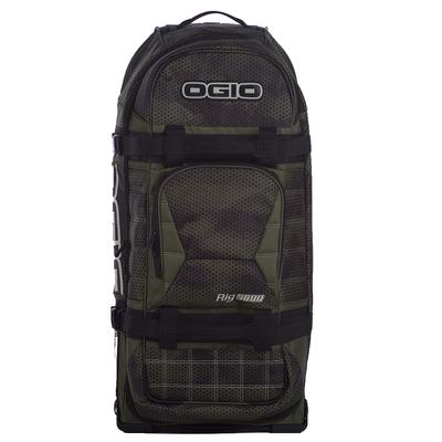 RIG 9800 WHEELED BAG - MATRIX GREEN