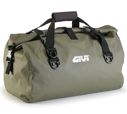 Givi Easy-T Seat Bag - Khaki Green