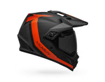 Bell MX-9 Adventure MIPS Switchback - Black/Orange