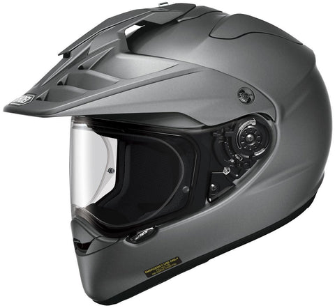 Shoei Hornet ADV Matte Deep Grey