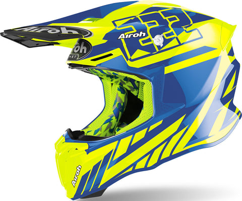 Airoh Twist 2.0 Gloss Cairoli Replica