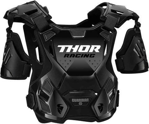 Thor Guardian Chest Protector 2020 - Black