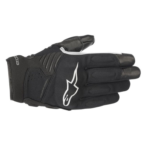 Alpinestars FASTER Gloves Black/White