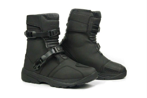 Outback Trail Boots - Black