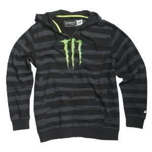 One Industries Monster Right Lane Zip Hoodie