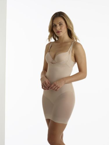 Full Shaper Slip - Nude