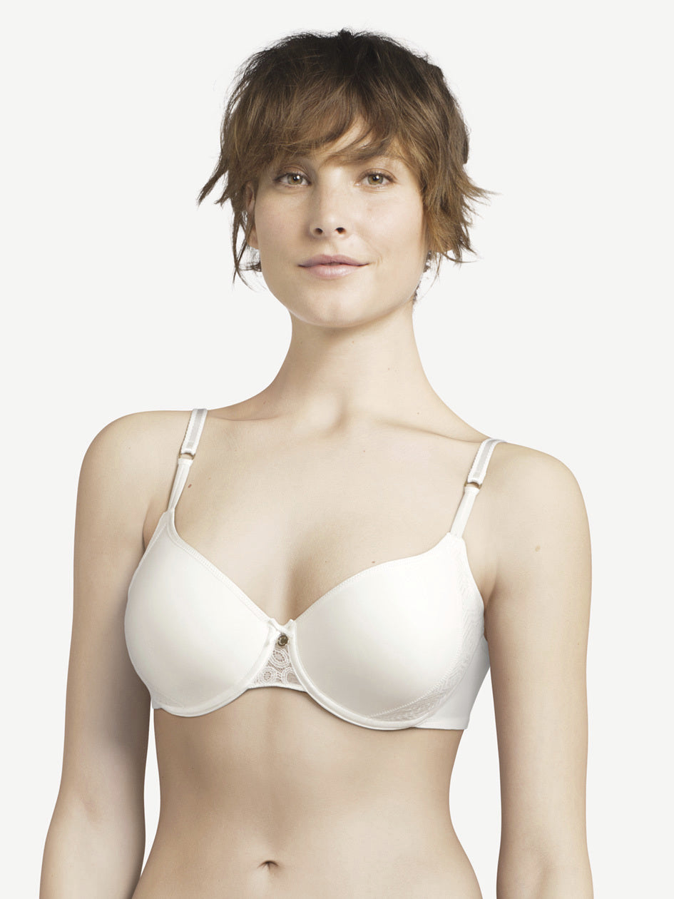 Solace T-Shirt Bra - Milk