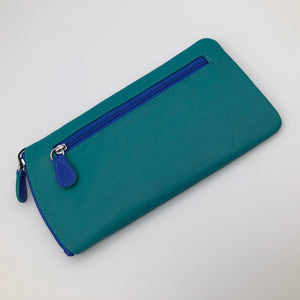 Sunglasses Case - Aqua